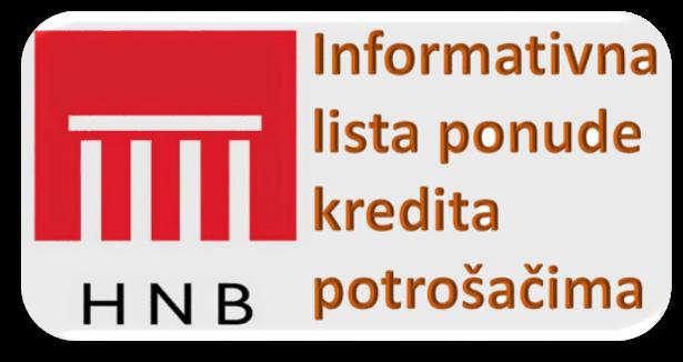 Lista kredita